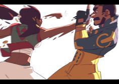 Was a on Voltron, now a board artist for Studio Mir Character Poses, Female Character Design, Character Design Inspiration, Comic Character, Drawing Reference Poses, Drawing Poses, Football Poses, Comic Frame, Apocalypse Art