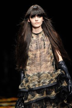 Roberto Cavalli Fall 2012 Ready-to-Wear Collection