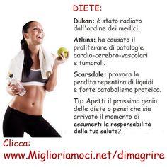 Diete: stai ancora aspettando il genio di turno? Forse è ora di iniziare a prenderti la responsabilità della tua salute...