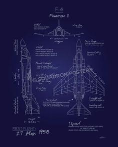 Fighter Aircraft, Fighter Jets, Airplane Mechanic, Blue Texture Background, Aviation Engineering, Blackboard Art, Airplane Crafts, F4 Phantom, Blueprint Art