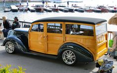 1937 Ford woody