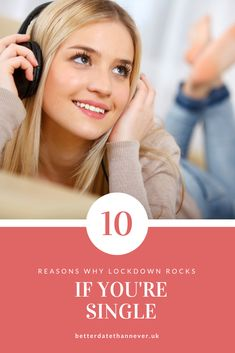 In this post I've shared 10 reasons why lockdown rocks if you're single. My Single Friend, Single Life, Relationship Blogs, Relationships, Fb Share, Why Bother, Good Dates, Feeling Lonely, Independent Women