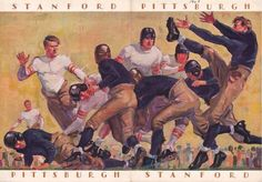 Stanford beats Pittsburgh 1928