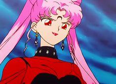 Black Lady (Black Moon Clan) - Sailor Moon R screencaps Sailor Moon Girls, Sailor Moon Stars, Sailor Chibi Moon, Sailor Moon Crystal, Sailor Mars, Moon Icon, Sailor Moon Screencaps, Sailor Moon Aesthetic, Aesthetic Anime