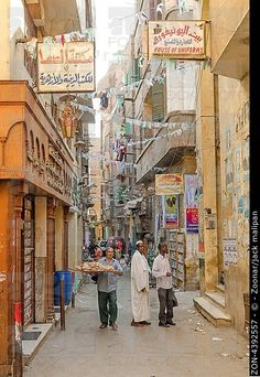 Cairo old town, Egypt