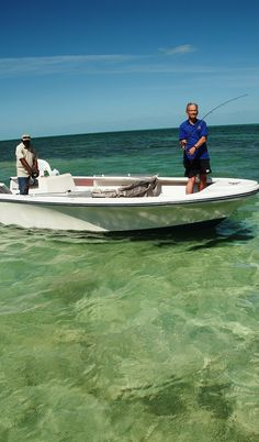 Top bonefishing spot in The Bahamas - West End, Grand Bahama