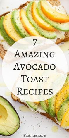 Do you love toast? How about avocados? There's no better match, and we've found some new ways to dress up your toast with delicious avocado, and so much more.