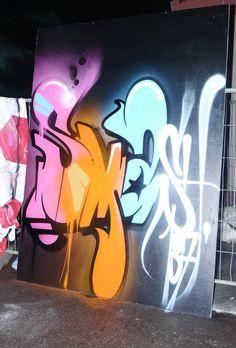 SMASH137. #smash137 http://www.widewalls.ch/artist/smash137/ #graffiti #urban_art #street_art