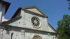 San Paolo inter vineas #Spoleto