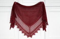Gorgeous Aestlight shawl. Gonna be my first shawl project!
