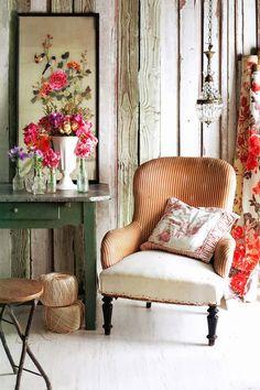 Shabby Chic Home Ideas