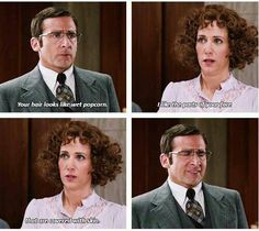 Anchorman: The legend continues // 2013 // Adam McCay // Quote