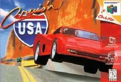 Cruis'n USA N64 by Nintendo