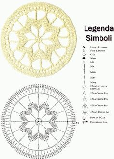 Mandala patron We are want to say thanks if you like to sh Crochet Dreamcatcher Pattern, Crochet Snowflake Pattern, Crochet Doily Diagram, Crochet Motif Patterns, Crochet Stars, Crochet Snowflakes, Crochet Doilies, Crochet Flowers, Doodle Patterns