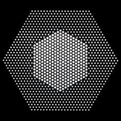 zwei sechsecke :: deux hexagones  Detail Facade Institut du monde arabe Paris Architecte Jean Nouvel