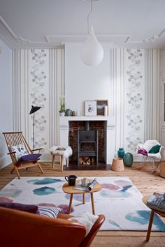 get inspired by our trends for an stylish living room - #Esprithome