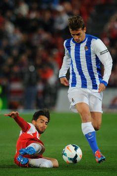 Antoine Griezmann of Real Sociedad