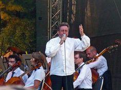 Meiningen: Open-Air-Klassik im Englischen Garten 2012