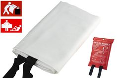 K-Tool Corporation This blanket made from Kovenex/® flame resistant fabric protects infants from heat and flame