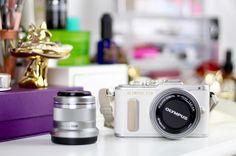 Je Olympus PEN ideálny fotoaparát pre blogerky? #olympus pen pl8 #recenzia #ako foti olympus pen