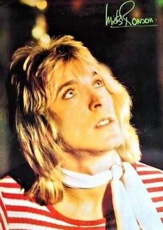 """MIck Ronson """"Slaughter on 10 Avenue"""" outtake photo Rock Hall Of Fame, Iggy And The Stooges, Ian Hunter, Mott The Hoople, Mick Ronson, The Thin White Duke, Marc Bolan, Best Guitarist, Rock News"""