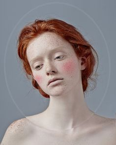 Porcelain Beauty by KRISTINA VARAKSINA via IT'S YOURS Magazine