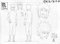 Minato Namikaze Naruto Shippuden, Menma Uzumaki, Naruto Y Boruto, Naruto Oc, Anime Naruto, Naruhina, Naruto Sketch, Character Model Sheet, Naruto Family