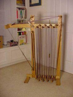 Inkle Loom Plans | The Inkle Loom