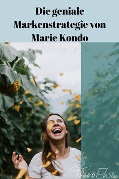 Erfahre, was Marie Kondo, Marie Forleo und Laura Seiler gemacht haben, um ihre erfolgreichen Businesses aufzubauen. Wie sie die Macht ihrer Marke und ihrer Einzigartigkeit genutzt haben, um binnen weniger Jahre einen beeindruckenden Erfolg hinzulegen. Lass dich von ihnen inspirieren und dazu anregen, selbst mit Leichtigkeit durchzustarten. E-mail Marketing, Content Marketing, Online Marketing, Personal Branding, Marie Forleo, Im Online, Online Business, Polaroid Film, Social Media