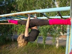 Sport and Fitness - flexible gymnastic girl - TopRQ.com~~ Strength and Flexibility