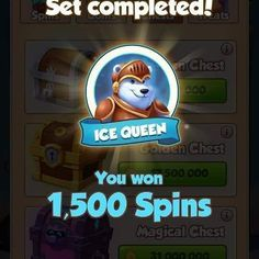 Coin master free spins coin links for coin master we are share daily free spins coin links. coin master free spins rewards working without verification Daily Rewards, Free Rewards, Synonyms For Awesome, Coin Master Hack, Cheat Online, Ice Queen, Free Games, Cheating, Spinning