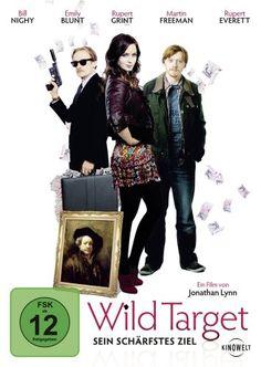 Wild Target Romanze in Blei * IMDb Rating: 6,8 (16.601) * 2010 UK,France * Darsteller: Bill Nighy, Emily Blunt, Rupert Grint,