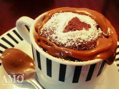 Suflê de chocolate (Ou Soufflé, dependendo de como estão suas relações com a França)sufle2