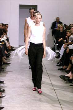Helmut Lang Spring 1999 Ready-to-Wear Fashion Show