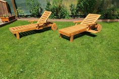 Projekt Bosch, Outdoor Furniture, Outdoor Decor, Sun Lounger, Home Decor, Wood Slices, Framed Pictures, Pipes, Hammock Chair