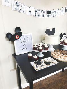 mickey theme party
