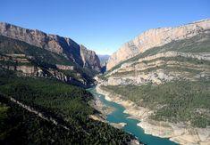 El Congost de Mont-rebei en Lleida | Blog de rutas de turismo rural - Info allotjament