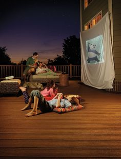 Backyard Party Ideas For Adults | Family-MovieNight.jpg
