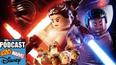 Lets Talk LEGO Star Wars The Force Awakens  DisKingdom Podcast