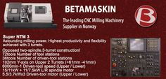 @beta_maskin has multiple qualitie of Vertical&Horizontal Machine product Supplier in Norway