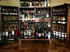 Slide Show | Show and Tell: Your Home Bar | Serious Eats
