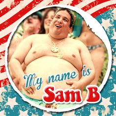 My Name is Sam B - The first Single of the artist Sam B, after his success on the show 'America's Got Talent ' in New York, it will make you move on the Dance Floor....