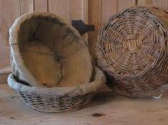 vintage french baskets - Recherche Google