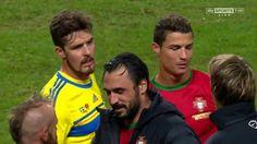 Cristiano Ronaldo vs Sweden (A) 13-14 HD 720p by MemeT