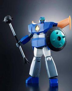 Cobalter - Uno dei componenti che formano il robot Dajoja.