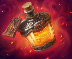 Firebloom Toxin - Card - Hearthstone