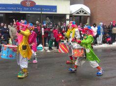 Winter Carnival parade, feb 2011