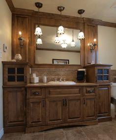 Couleur armoire de cuisine champetre en bois recherche for Armoire de cuisine style champetre