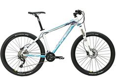 Upland Wildfire Comp 650b275 Medium White 20 SpeedHardtail Mountain Bike ** Details can be found by clicking on the image.