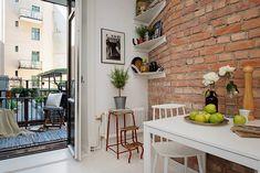 SOLO 38 m2... | Decorar tu casa es facilisimo.com